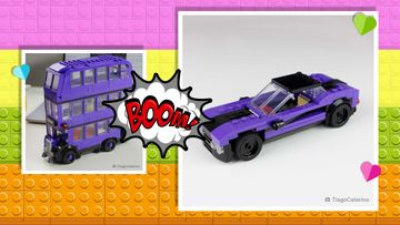 LEGOLife-Video-Mar20-Knight Bus becomes a sports car!