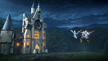 LEGO Harry Potter - Hogwarts Yule Ball - Discover your Hogwarts