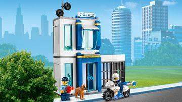 60270 - Police Brick Box