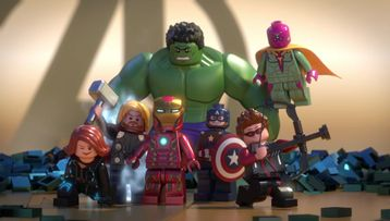 LEGO Marvel Avengers Reassembled Episode 2