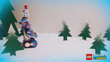 Happy Holidays from LEGO® BOOST!