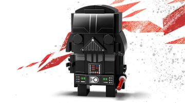 LEGO Brickheadz - 41619 Darth Vader - Build your own Darth Vader as the one in the movie Star Wars: Episode V The Empire Strikes Back.