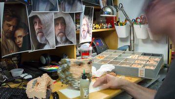 Luke Skywalker is missing!