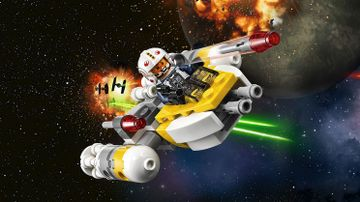 75162 - Y-Wing™ Microfighter