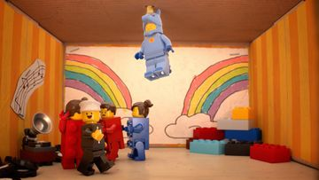 Free the Unicorn! – LEGO® Minifigures – Series 18