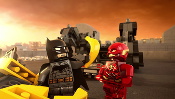 Moderboksmission – Justice League – LEGO® DC Super Heroes