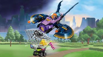 Batgirl™ Batjet-achtervolging