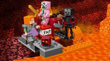 The Nether Fight