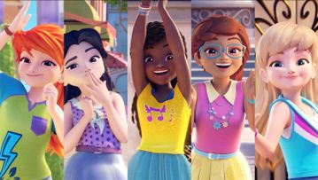 Video musical de LEGO® Friends – We've Got Heart