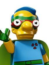 LEGO Minifigures The Simpsons 2 Millhouse