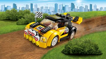 Super Veicoli LEGO City – Auto da rally 60113