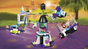 41128 Amusement Park Space Ride
