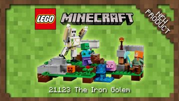 The Iron Golem Model Presentation