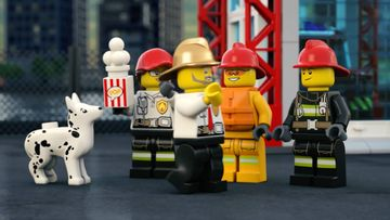 Fire Brigade Training Day – LEGO® City Fire Brigade Practice!