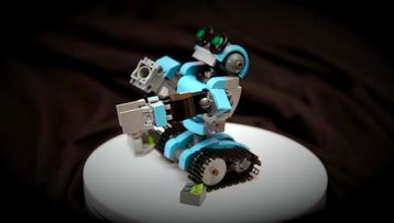 LEGO® Creator Robo Explorer Tips & Tricks!