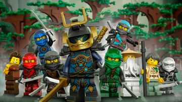 NINJAGO LEGO Life theme week poll