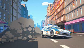 LEGO City Adventures Action Trailer