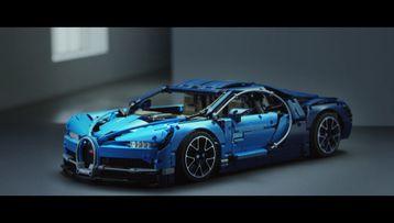 Technic Bugatti Chiron - Product Reveal