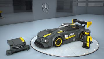 LEGO® Speed Champions - 75877 Mercedes-AMG GT3