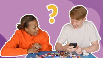 LEGOFriends-video-nov20-Would YOU share? Challenge