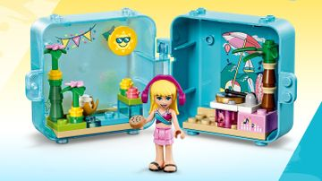 41411 - Stephanie's Summer Play Cube