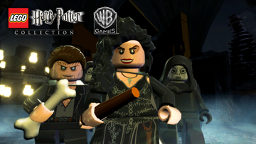 LEGO Harry Potter Launch trailer 2
