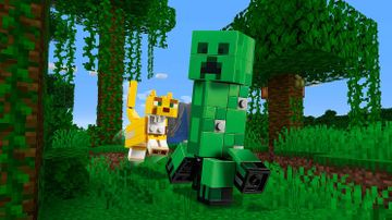 21156 - BigFig Creeper and Ocelot