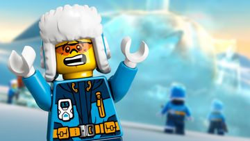 Have an Icy, Spooky, Halloween Holiday with the LEGO® Arctic Explorers!