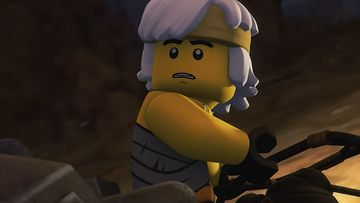LEGO NINJAGO Story Teaser Quest for the Dragon Armor