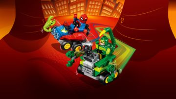 Mighty Micros : Spider-Man contre Scorpion