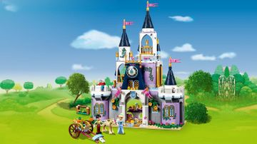 41154 Cinderellas Dream Castle