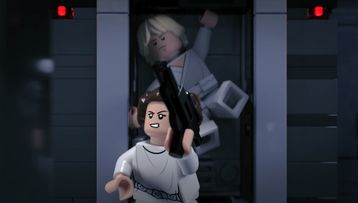 Death Star™ Escape – LEGO® Star Wars™ – 75229 Produktfilm