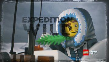 LEGO® City Studio: Expedition Wild EP 3: Escape from Volcano Island