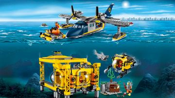 60096 Deep Sea Operation Base