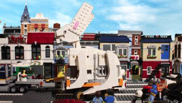 LEGO City Solutions: Build a Bunny