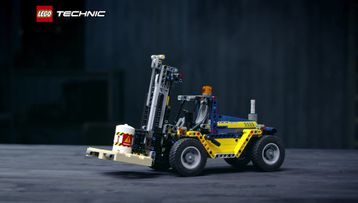 Newest member in the Technic universe!