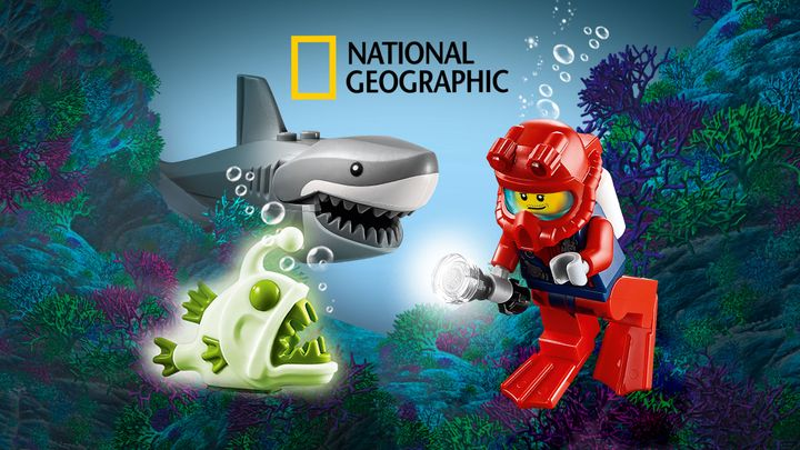 Explore the world with National Geographic