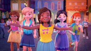 """Bright lights"" – LEGO® Friends – Vídeo musical"