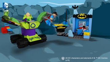 10724 Batman and Superman vs Lex Luthor