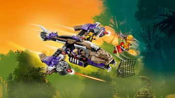 70746 Condrai Copter Attack