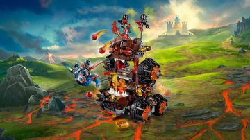70321 General Magmars Siege Machine of Doom