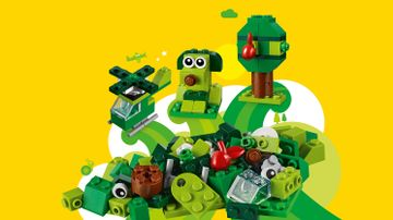 Bricks Creativos Verdes