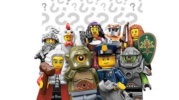 LEGO® Minifiguren serie 9