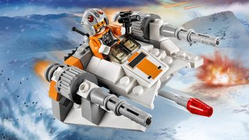 Snowspeeder™ Microfighter