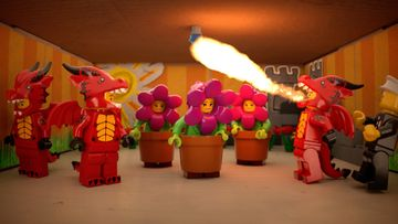 How To Cheer up a Flower – LEGO® Minifigures – Series 18