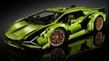 42115 - Lamborghini Sián FKP 37