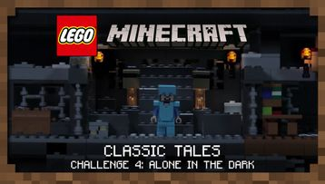Classic Tales: Challenge 1.4 – Alone in the Dark  - Stop Motion