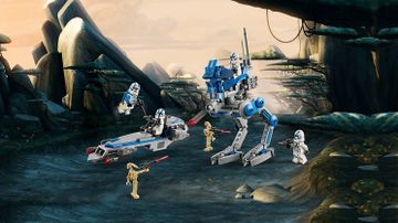 75280 - 501st Legion™ Clone Troopers