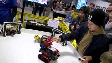 Des robots LEGO® FANTASTIQUES