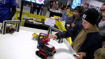 FANTASTISCHE LEGO® Robots